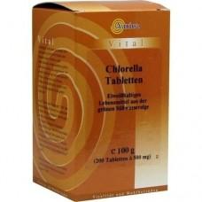 CHLORELLA TABLETTEN 500 mg 200 St