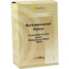 BERTRAMWURZELPULVER Aurica 100 g