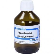 SOLUTIO ETHACRIDINI 0,1% SR 200 ml