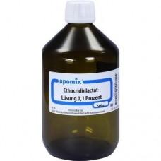 SOLUTIO ETHACRIDINI 0,1% SR 500 ml