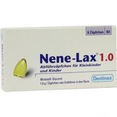 NENE LAX 1,0 Suppos.f.Kleinkdr.u.Kdr. 6 St