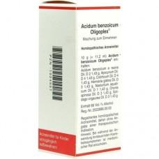 ACIDUM BENZOICUM OLIGOPLEX Liquidum 50 ml