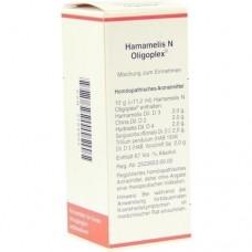 HAMAMELIS N Oligoplex Liquidum 50 ml