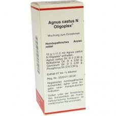 AGNUS CASTUS N Oligoplex Liquidum 50 ml