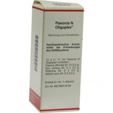 PAEONIA N Oligoplex Liquidum 50 ml
