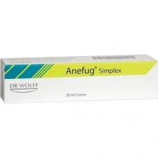 ANEFUG simplex Creme 20 ml