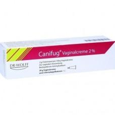 CANIFUG Vaginalcreme 2% m. 3 Appl. 20 g