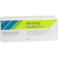 AKNEFUG oxid mild 10% Gel 50 g