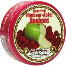 ECHT SYLTER Himbeer Apfel Bonbons zuckerfrei 70 g