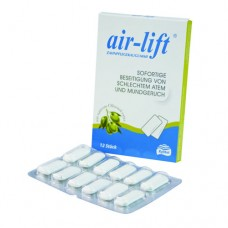 AIR-LIFT Zahnpflegekaugummi 12 St