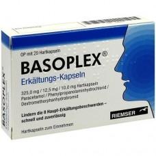 BASOPLEX Erkältungs-Kapseln 20 St