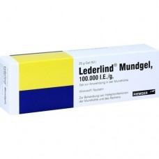 LEDERLIND Mundgel 25 g