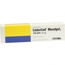 LEDERLIND Mundgel 50 g