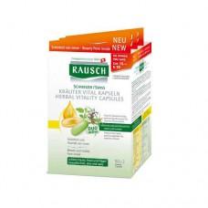 RAUSCH Schweizer Kr.Vital Kaps.3 Monats Packung 3X30X2 St