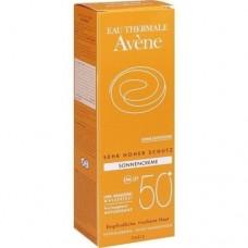 AVENE SunSitive Sonnencreme SPF 50+ o.Duftst. 50 ml