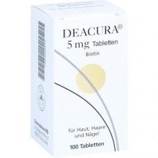 DEACURA 5 mg Tabletten 100 St