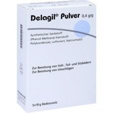 DELAGIL Pulver 5X10 g