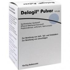DELAGIL Pulver 10X10 g