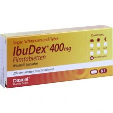 IBUDEX 400 mg Filmtabletten 20 St