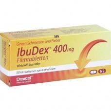 IBUDEX 400 mg Filmtabletten 50 St