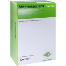 MAGNESIOCARD 5 mmol Plv.z.Her.e.Lsg.z.Einnehmen 100 St
