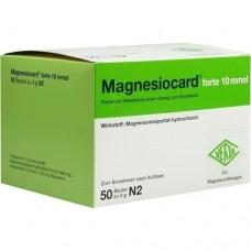 MAGNESIOCARD forte 10 mmol Plv.z.Her.e.Lsg.z.Einn. 50 St