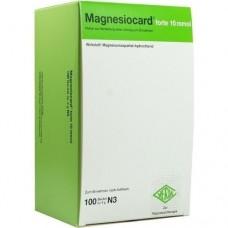 MAGNESIOCARD forte 10 mmol Plv.z.Her.e.Lsg.z.Einn. 100 St