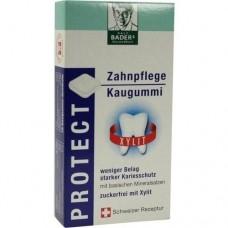 BADERS Protect Gum Zahnpflege Kaugummi 16 St