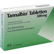 TANNALBIN Tabletten 20 St
