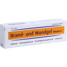 BRAND UND WUNDGEL Medice 25 g