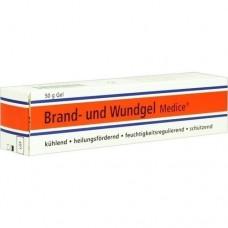 BRAND UND WUNDGEL Medice 50 g