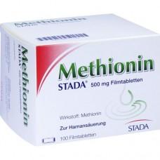 METHIONIN STADA 500 mg Filmtabletten 100 St