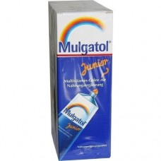 MULGATOL Junior Gel 3X150 ml