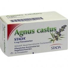 AGNUS CASTUS STADA Filmtabletten 30 St