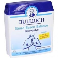 BULLRICH Säure Basen Balance Pulver 200 g