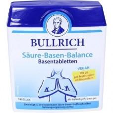 BULLRICH Säure Basen Balance Tabletten 180 St