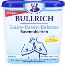 BULLRICH Säure Basen Balance Tabletten 450 St