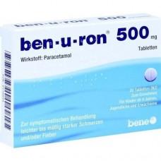 BEN-U-RON 500 mg Tabletten 20 St