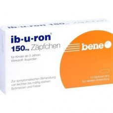 IB-U-RON 150 mg Suppositorien 10 St