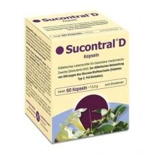 SUCONTRAL D Diabetiker Kapseln 60 St