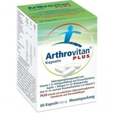 ARTHROVITAN Plus Kapseln 60 St