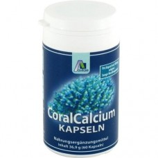 CORAL CALCIUM Kapseln 500 mg 60 St