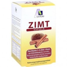 ZIMT KAPSELN 500 mg+Vitamin C+E 120 St