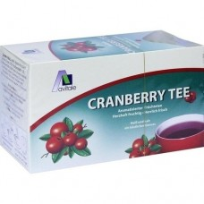 CRANBERRY TEE Filterbeutel 20 St