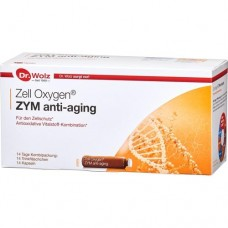ZELL OXYGEN ZYM Anti Aging 14 Tage Kombipackung 1 P