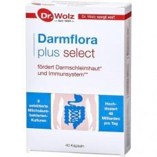 DARMFLORA plus select Kapseln 40 St