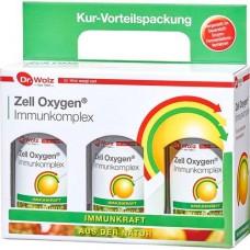 ZELL OXYGEN Immunkomplex Kur flüssig 3X250 ml