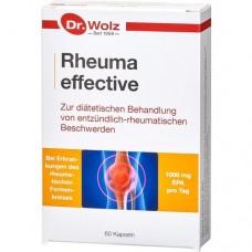 RHEUMA EFFECTIVE Dr.Wolz Kapseln 60 St