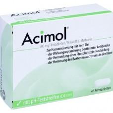 ACIMOL mit pH Teststreifen Filmtabletten 48 St