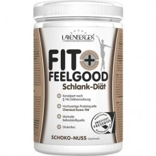LAYENBERGER Fit+Feelg.SLIM Mahlz.Ersat.Schoko-Nuss 430 g